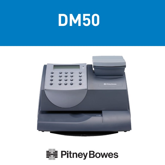 how to use pitney bowes postage machine