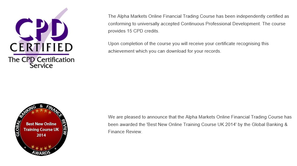 Become a certified forex trader