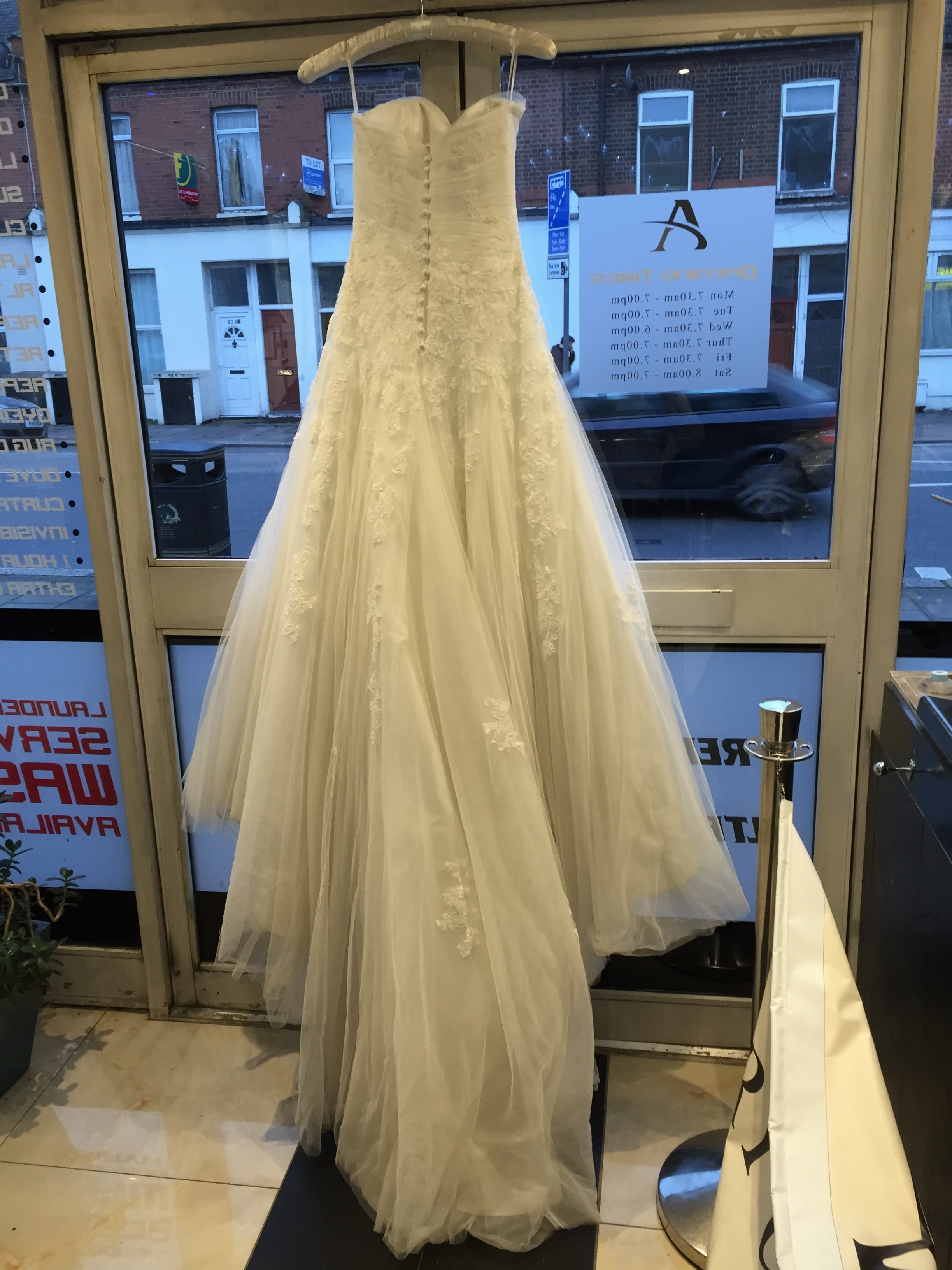 Wedding Dress Cleaning Omaha